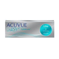 Acuvue Oasys 1-day with HydraLuxe, (30 шт.)