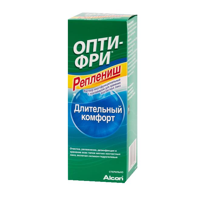 Опти-Фри Реплениш (90мл)