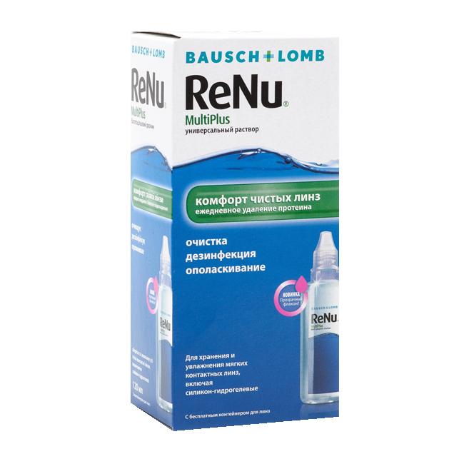 ReNu Multi Plus - раствор (240мл)