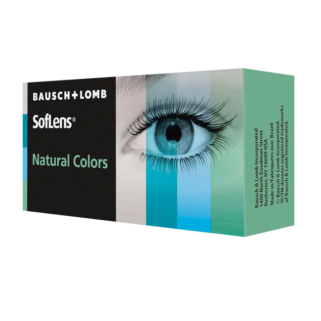 SofLens Natural Colors (2 шт.)