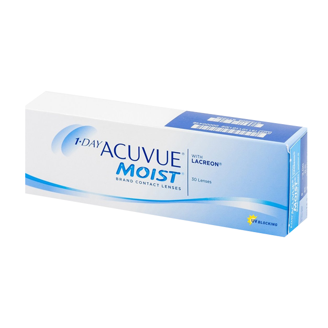 Acuvue 1-day Moist (30 шт.)