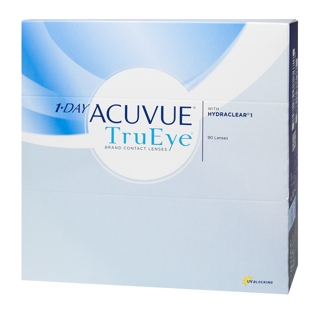 Acuvue 1-day Moist (90 шт.)