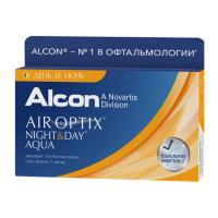 Air Optix Night & Day (3 шт.)
