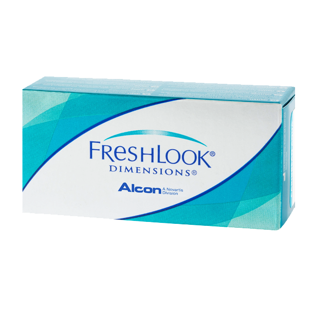 Fresh Look Dimensions Plano(2 шт.)
