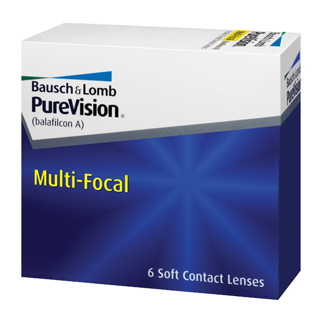 PureVision Multi-focal (6 шт.)